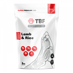 TBF Lamb and Rice Adult